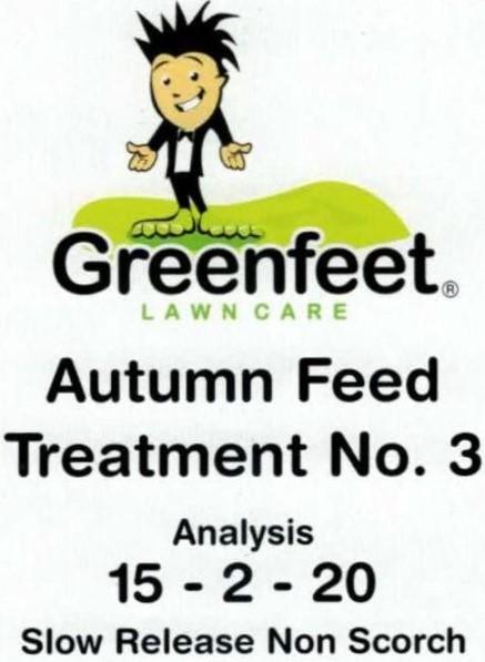 Lawn Feed - Autumn