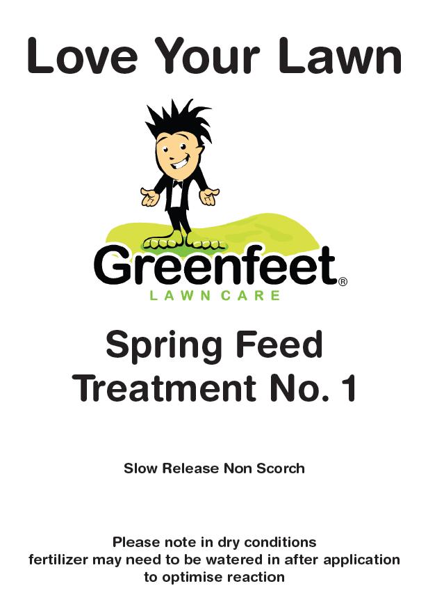 Lawn Feed - Spring