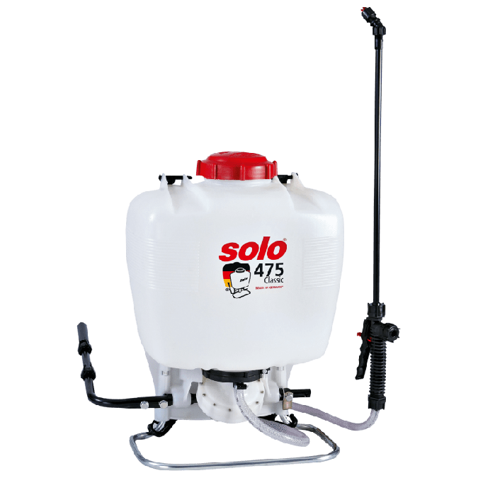 SOLO classic 475 backpack sprayer