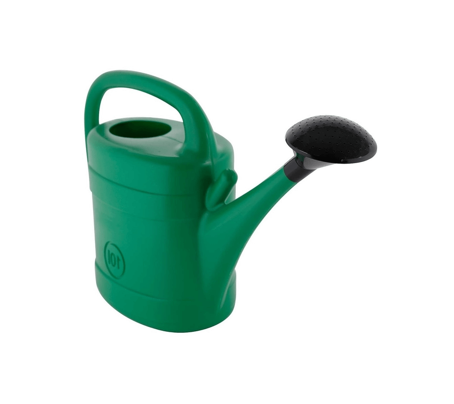 Plastic Green Watering Can 10L