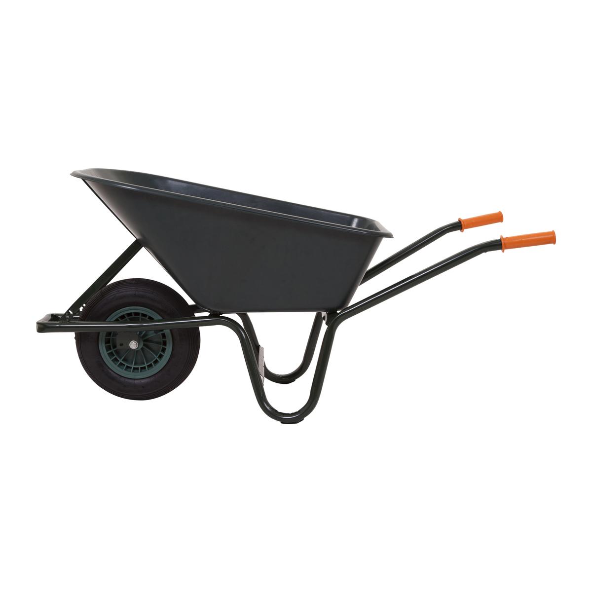 Puma Dark Green Wheelbarrow 100L