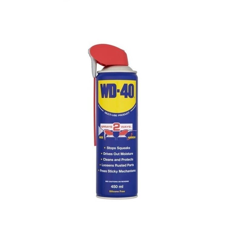 WD40 Spray with Smart Straw